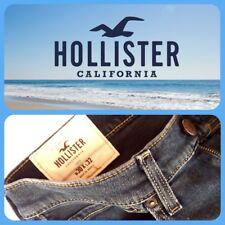 """Jeans """"Hollister"""" tg. 44 (W30/L32), usati, TOP!!"""