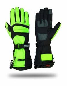 Men's Winter Warm Water Resistant Outdoor Sports Snowmobile Ski Motorcycle Glove