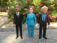 """Fctry Hillary Clinton/Trump/Obama/Bernie Action Figure 6"""" Toy New No Package"""