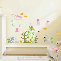 Finding Nemo Removable Kid Wall Art Sticker Nursery Decal Vinyl Decor Mural Gift