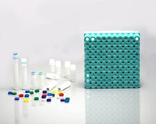 Azzota 1.2ml Cryogenic Vial, Self-standing, External Thread, Sterile 250pcs/pk
