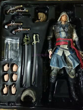 Play Arts Kai Assassin's Creed Edward Kenway Action Figure NEW Doll Model Statue