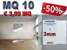 MQ 10 di CLIMAFORM 3mm pannelli cappotto isolamento termico acustico e umidità