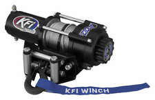 New KFI 2000 lb ATV/UTV Winch & Mount- 2015-2017 Can-Am Defender HD8/DPS/XT