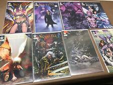 Soulfire Lot Aspen Comic Books New World Order Dying of the Light 0 1