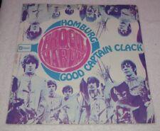 "PROCOL HARUM ""Homburg / Good Captain Clack"" 45rpm w/PICTURE SLEEVE 1967 DUTCH"