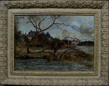 """Anna Ekström 1859-1949,""""Drottingholm"""" Kopie nach Reinhold Norstedt, datiert 1922"""