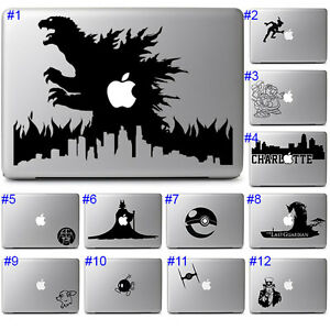 Awesome Cool Decal Design Laptop Macbook Air Pro 13 15 Sticker Vinyl Mod Wrap