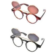 Gafas de sol de hombre redondos, de 100% UV400