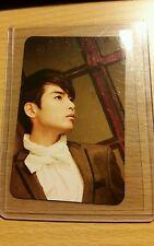 Super junior ryeowook promise you japan JP official photocard  Kpop K-pop