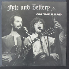 FYFE AND JEFFERY: On The Road LP (small tear on spine, slight cover wear, their