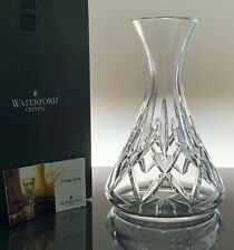 "Waterford Mourne Carafe 9"" Tall New In Box Stunning!!"
