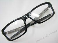 Eyeglass Frames-Oakley CURRENCY OX8026-0554 Polished Black Glasses Eyewear Frame