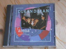 "DURAN DURAN - ARENA ""rare early press Made in JAPAN"" - *Palophone CDP 7 46048 2*"