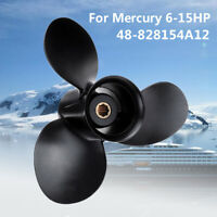 9 x 8 6-15HP Aluminum Ship Outboard Motor Propeller For Mercury  #A #O .☆a