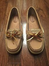 BRAND NEW Sperry Top-Sider Women's Boat Shoes Size 5.5 NEVER WORN Flats 5 6