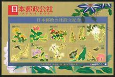 2003 Japan stamp Inauguration of Japan Post Sheet #2853 MNH