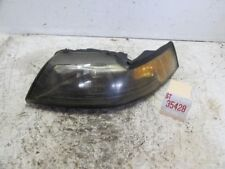 99 00 FORD MUSTANG COUPE LEFT DRIVER FRONT HEAD LIGHT HEADLIGHT TURN SIGNAL OEM