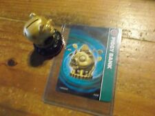 SKYLANDERS TRAP TEAM  * PIGGY BANK * WITH STAT CARD * USED * BUY IT *FREE SHIP*