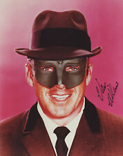Van Williams Originale Autografo su grandi foto-GREEN HORNET