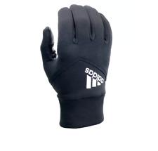 Adidas Athletic Gloves Mens L/XL Climawarm Shield 3.0 Texting Black Reflective