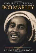 COMPLETE LYRICS BOB MARLEY SONGS OF FREEDOM 100 SONGS