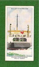 TRAIN FERRY SOUTHERN REGION DOVER DUNKERQUE 1938 original card