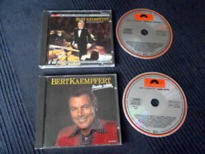 2CDs Bert Kaempfert Danke Schön & Silver Collection PDO nm Best Of Greatest Hits