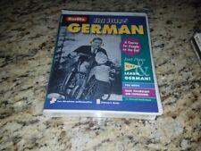 NEW - German (Berlitz Rush Hour All-Audio) by Beckerman, Howard
