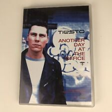Tiesto Another Day at the Office DVD 2003 DJ Road Concert Interview Scenes Video