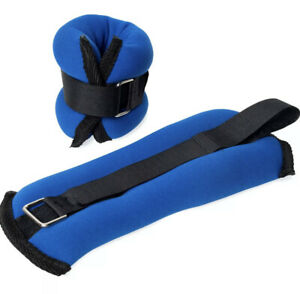 CAP Weight Training Ankle Wrist Weights 2lb Pair Set Workout Leg