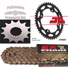 JT High Carbon Steel 38T Rear Sprocket Compatible with Yamaha 06-18 Raptor 700 YFM700R YFM 700R