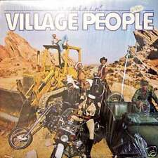 VILLAGE PEOPLE Cruisin US Press Lp