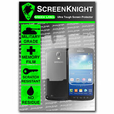 ScreenKnight Samsung Galaxy S4 Active FULLBODY SCREEN PROTECTOR invisible shield