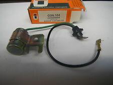 Condensatore IC CON104 si adatta ALFA ALFASUD Bufalo Indiano NISSAN CHERRY SEAT 131E 132 BOSCH