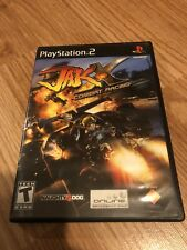 JAK X COMBAT RACING Sony PlayStation PS2 VC3