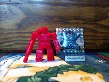 Keshi Surprise! Transformers Decepticons Mini-Figure Soundwave Red