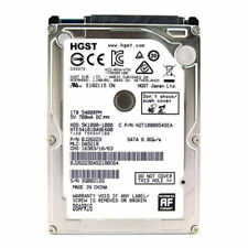 "HGST 1TB 5400RPM HTS541010A9E680 SATA 2.5"" Laptop Hard Drive For PS3 PS4"
