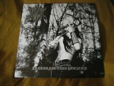 THRONE OF KATARSIS eternal dark horizon ORIG VINYL 2-LP gehenna taake