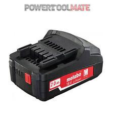 Genuine Metabo 625596000 18V 2.0Ah Li-Power Battery Pack