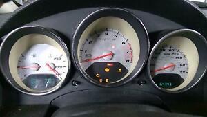 07-08 Dodge Caliber SRT-4 Speedometer Cluster 180 MPH (White Gauges)