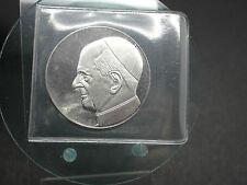 Fein Silbermedaille .999 Paulus VI 1897-1978 Papst Vatikan (816)