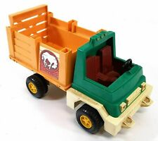 1979 Vintage Fisher Price Husky Rodeo Plate-Forme Camion 511AA