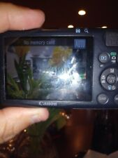 Canon PowerShot ELPH SD1400 IS 14.1MP Digital Camera Black Battery