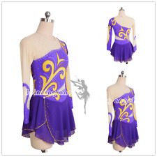 Ice skating dress 2019 Competition Figure Skating /Baton Twirling Costume W122