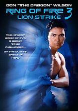 RING OF FIRE 3: LION STRIKE - DVD - Region 1 - Sealed