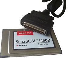 Adaptec SCSI zu PCMCIA SlimSCSI  1460B 16808800 A #100