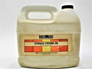 Lubrimatic 11413 *1 GALLON* Marine Boat Engine Motor Storage Fogging Oil *NEW*