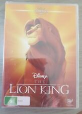 The Lion King - New & Sealed - DVD - Region 4 Free Postage