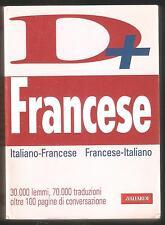 DIZIONARIO FRANCESE (ITALIANO-FRANCESE e FRANCESE-ITALIANO) VALLARDI 2004